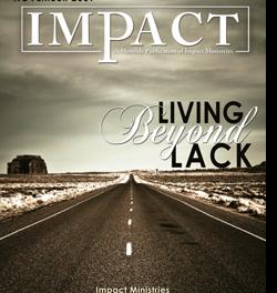 Impact Magazine – November 2009