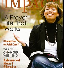 Impact Magazine – May 2010