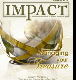 Impact Magazine – August 2010