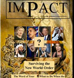 Impact Magazine – March 2011