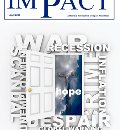 Impact Magazine – April 2011
