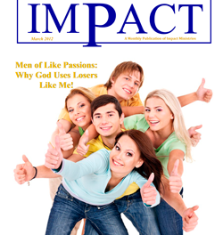 Impact Magazine – March 2012