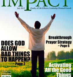 Impact Magazine – July 2013