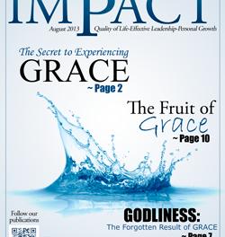 Impact Magazine – August 2013