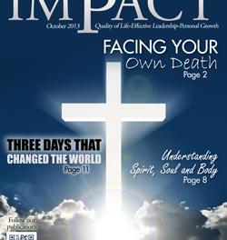 Impact Magazine – October 2013