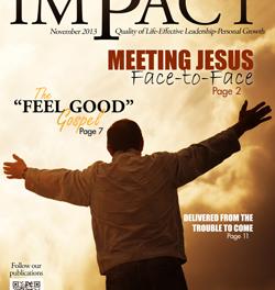 Impact Magazine – November 2013