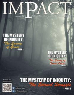 Impact Magazine – January 2014