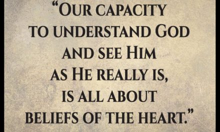 I really have difficulty seeing God to be as good as you present Him! What do I do?