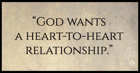 Heart-to-Heart with God