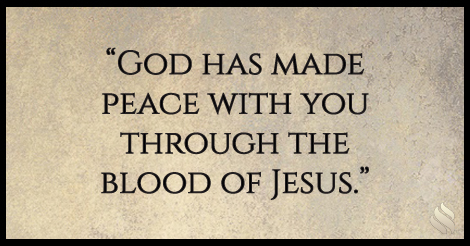 What's the big deal about peace with God?