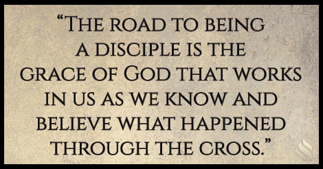 What is the message of the cross?