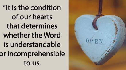 Conditions of the Heart and Repentance