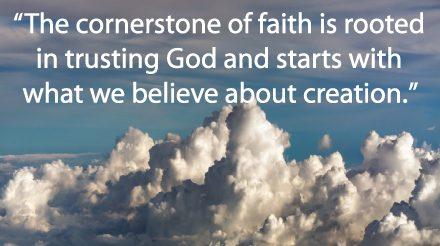 The Cornerstone of Faith