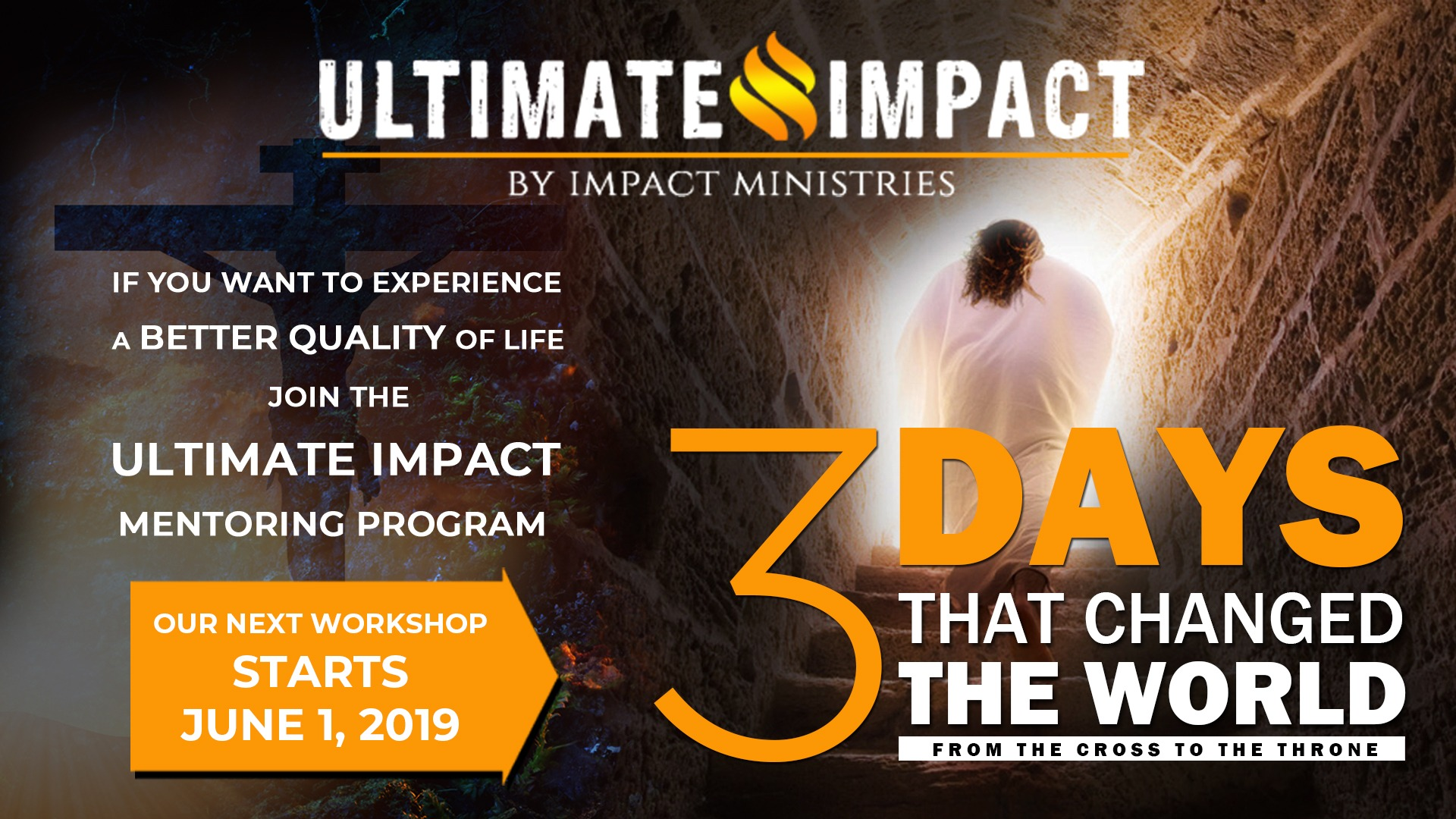 Join Impact Unlimited today!